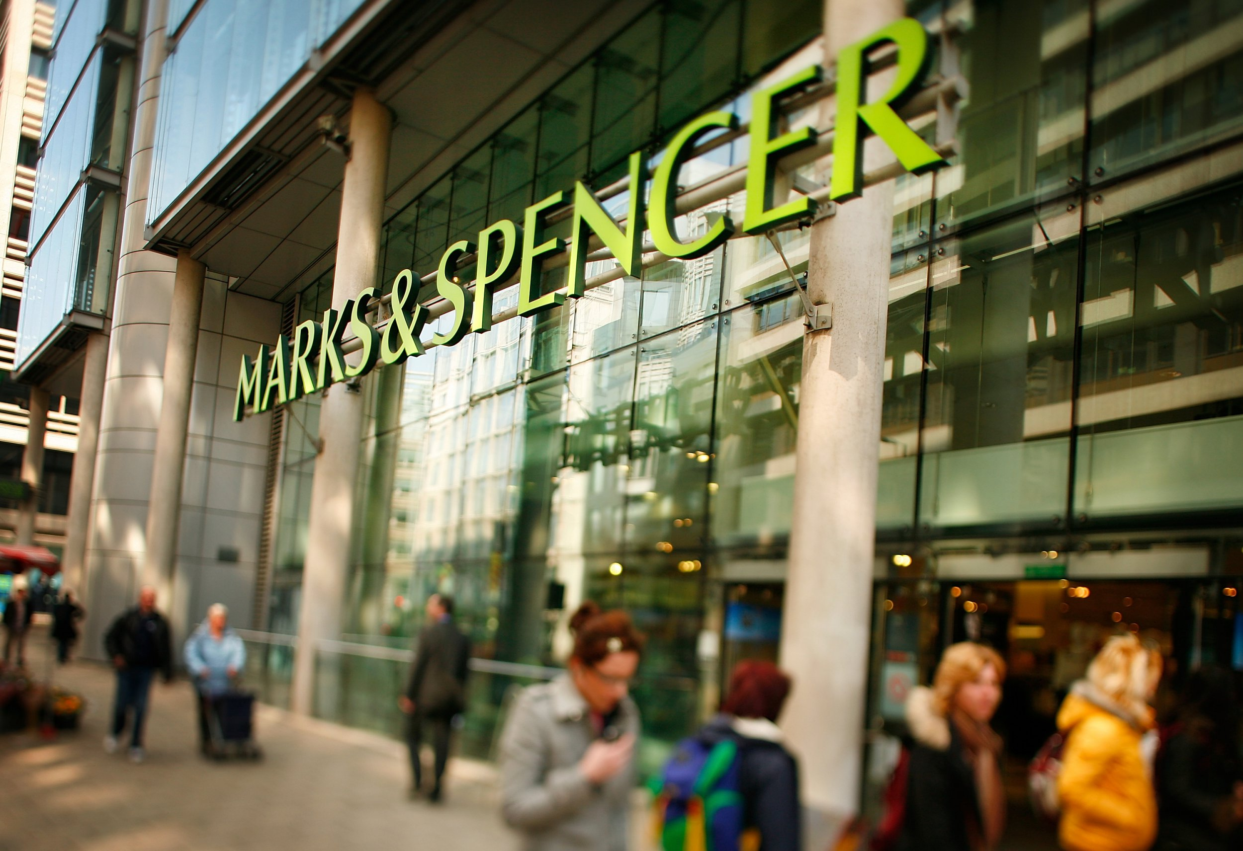 M&S to axe another 110 shops after announcing 9.9% profit plunge