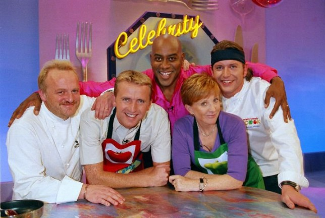 Celebrity Ready Steady Cook