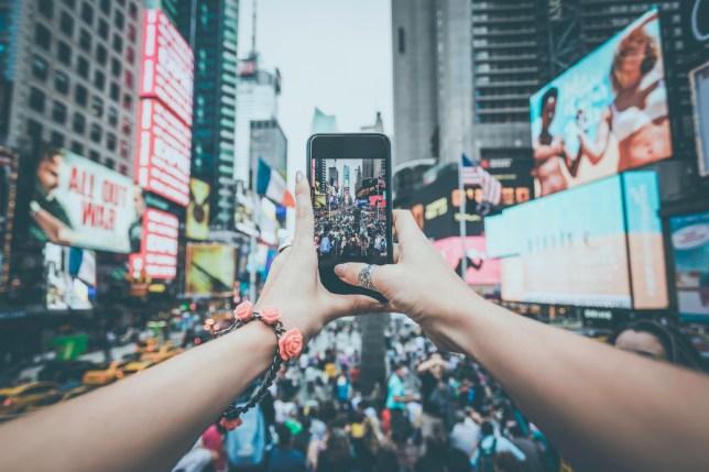 Earn money to take Instagram photos around the world