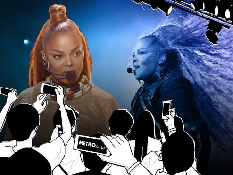What Happens On Tour: Janet Jackson's 'intense' workout routine four months after giving birth