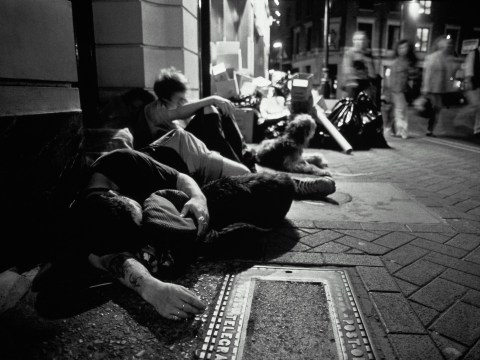 'Hidden crisis' of homelessness has been building for 50 years