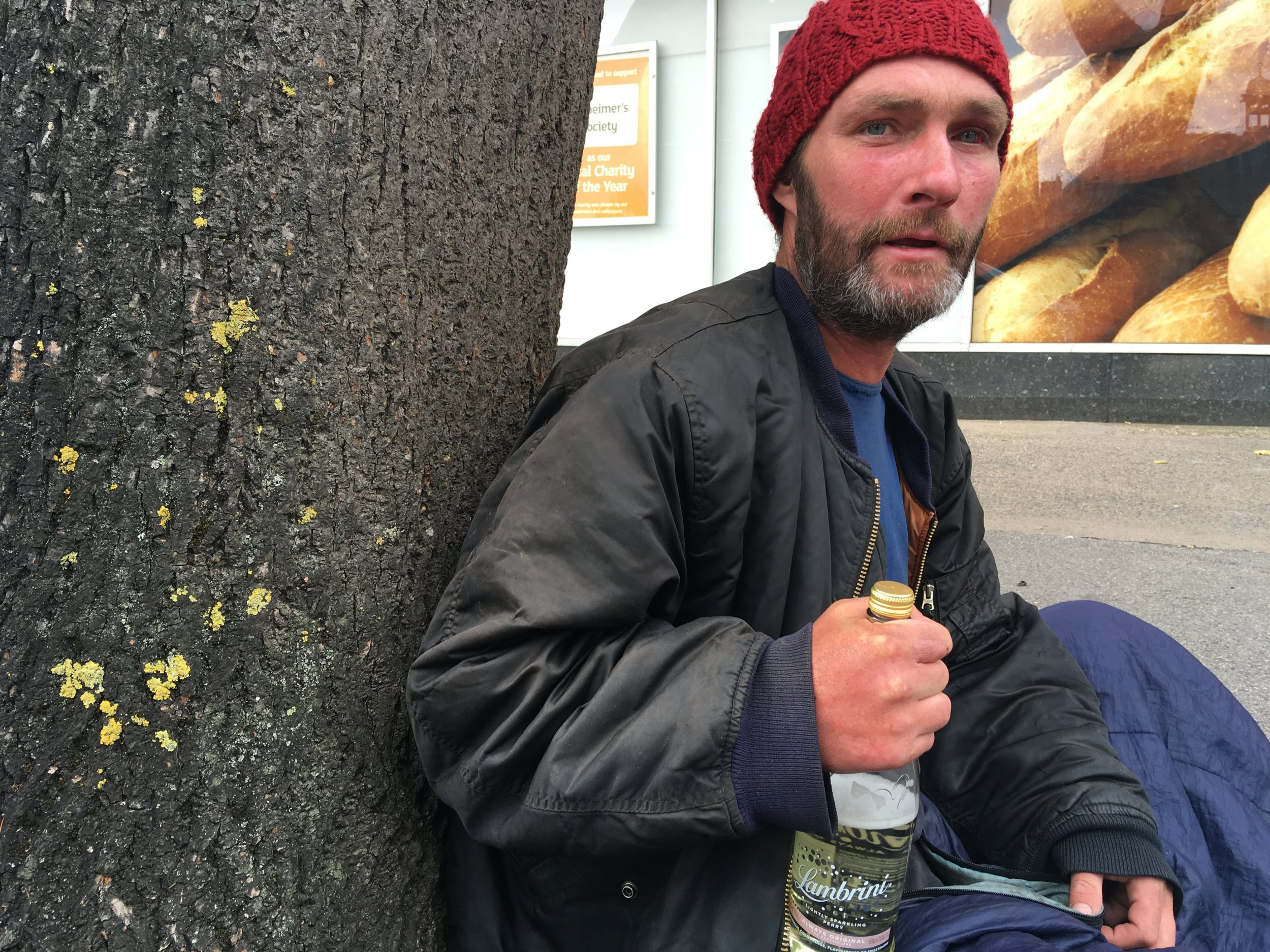 Fake homeless man jailed for 'preying on sympathies of the public'