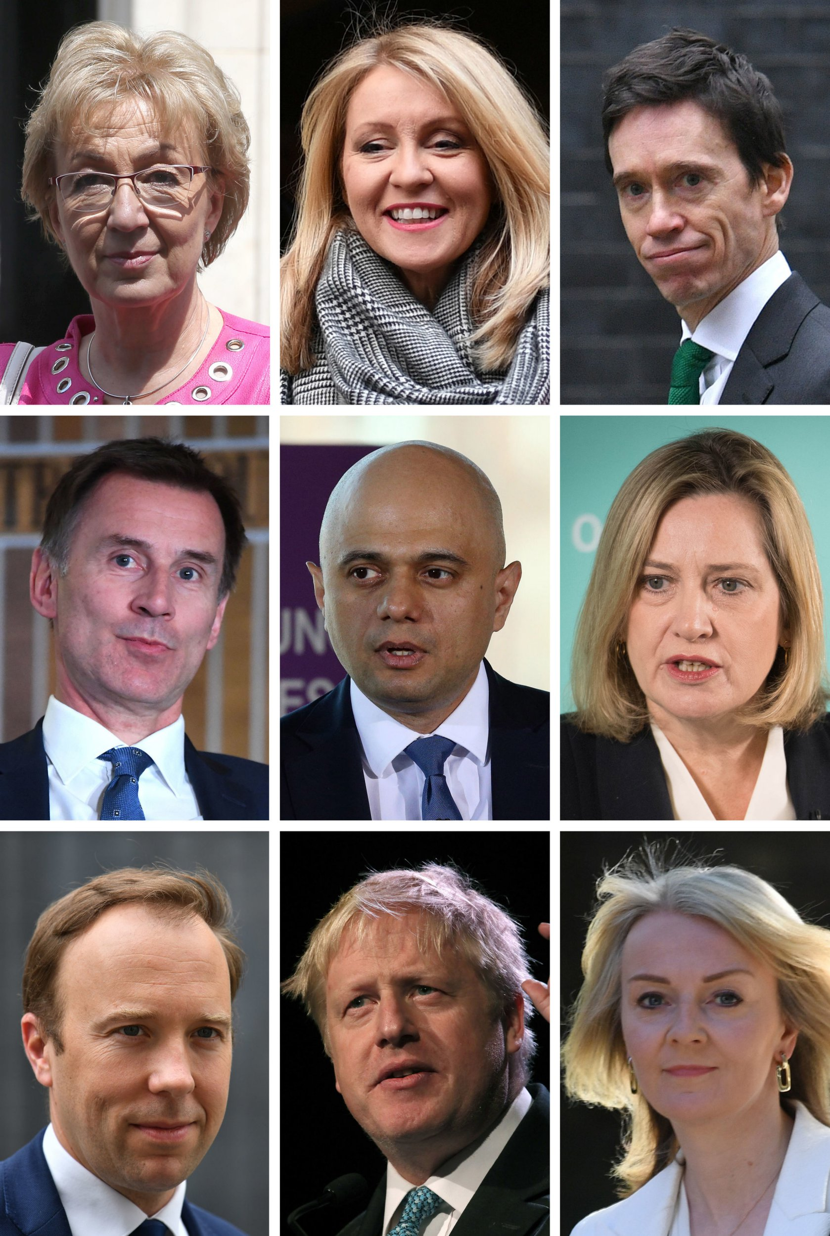 Who will replace Theresa May as the next Prime Minister?