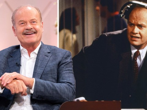Kelsey Grammer confirms there's 'six different ideas' for Frasier reboot following revival speculation