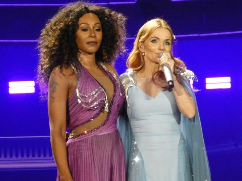 Mel B 'takes aim at 'f***ing b****' Geri Horner' exactly 21 years after she left Spice Girls