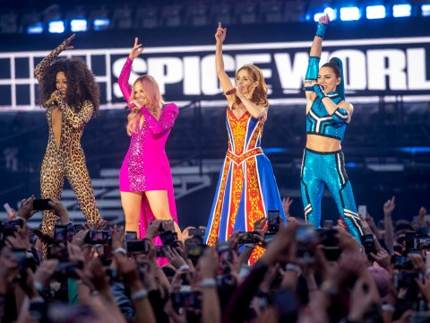 When was the last Spice Girls reunion?