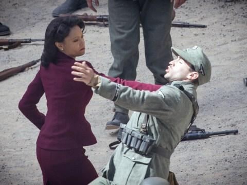Westworld season 3: Thandie Newton kicks butt in Uggs as she fights German WWII soldier