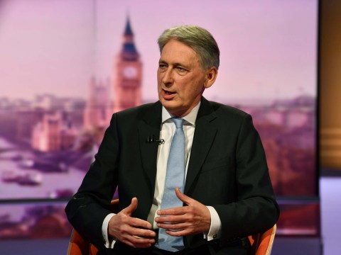 Hammond already planning no-confidence motion in new prime minister
