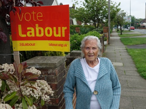 Grandma, 92, allowed back into Labour Party after being kicked out