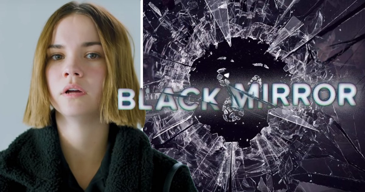 When is Netflix's Little Black Mirror coming out and where can I watch it?