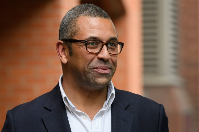 James Cleverly 11th MP running to be next UK prime minister