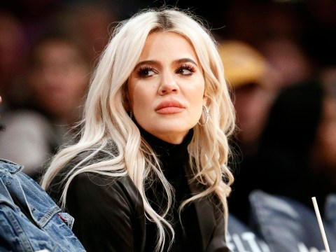 Khloe Kardashian wants us to all chill and forget about the Tristan Thompson cheating thing