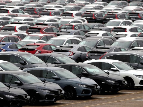 Brexit chaos blamed for 45% slump in UK car production