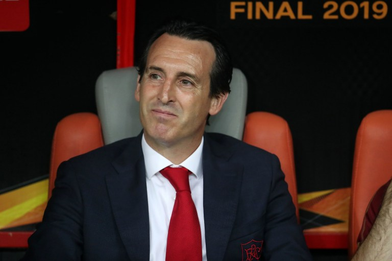 Unai Emery is on the lookout for reinforcements at Arsenal