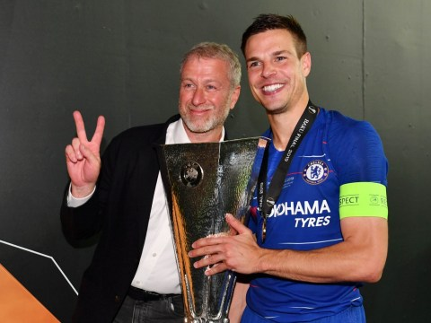 Chelsea players ruined Roman Abramovich's speech after Europa League final victory against Arsenal