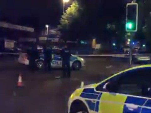 Worshipper fighting for life after hit-and-run outside Leicester mosque