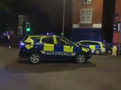 Man and woman arrested over suspected hit and run at Leicester mosque