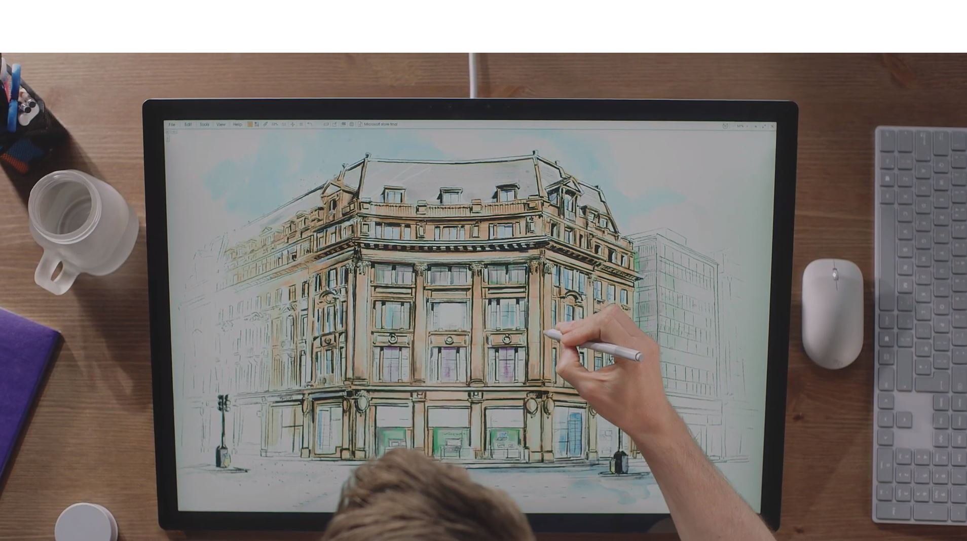 Microsoft Store Published on May 30, 2019 We can???t wait to open a doors to all those who work, live, revisit and emporium in a UK. Join us during a flagship Microsoft Store on Oxford Circus. Opening 11 Jul 2019 #MicrosoftLDN https://www.youtube.com/watch?v=mta3ta7_E2Y