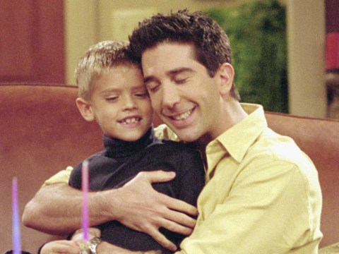 Essential deleted Friends scene shows Ross Geller did care about Ben after all