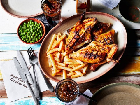Iceland has a make-your-own-Nando's deal for £5