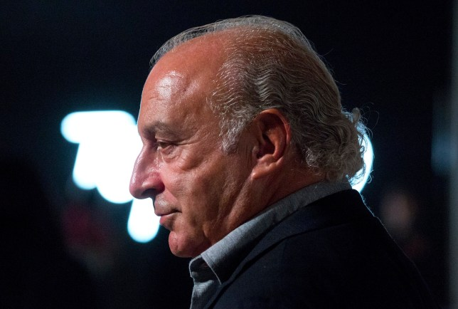 File photo dated 17/09/17 of Philip Green who is no longer a billionaire and his company Arcadia is worthless, says rich list. The Sunday Times Rich List recorded the tycoon???s fortune falling ??1.05 billion in a year.
