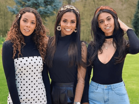 Who is Rochelle Humes' husband and family as she reunites with long-lost sister?
