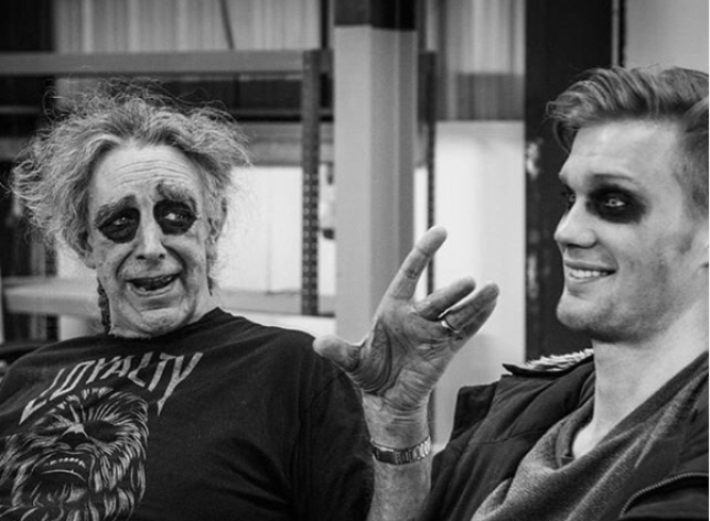 How Chewbacca actor Peter Mayhew offered 'tutelage and kindness' to successor Joonas Suotamo for Star Wars role