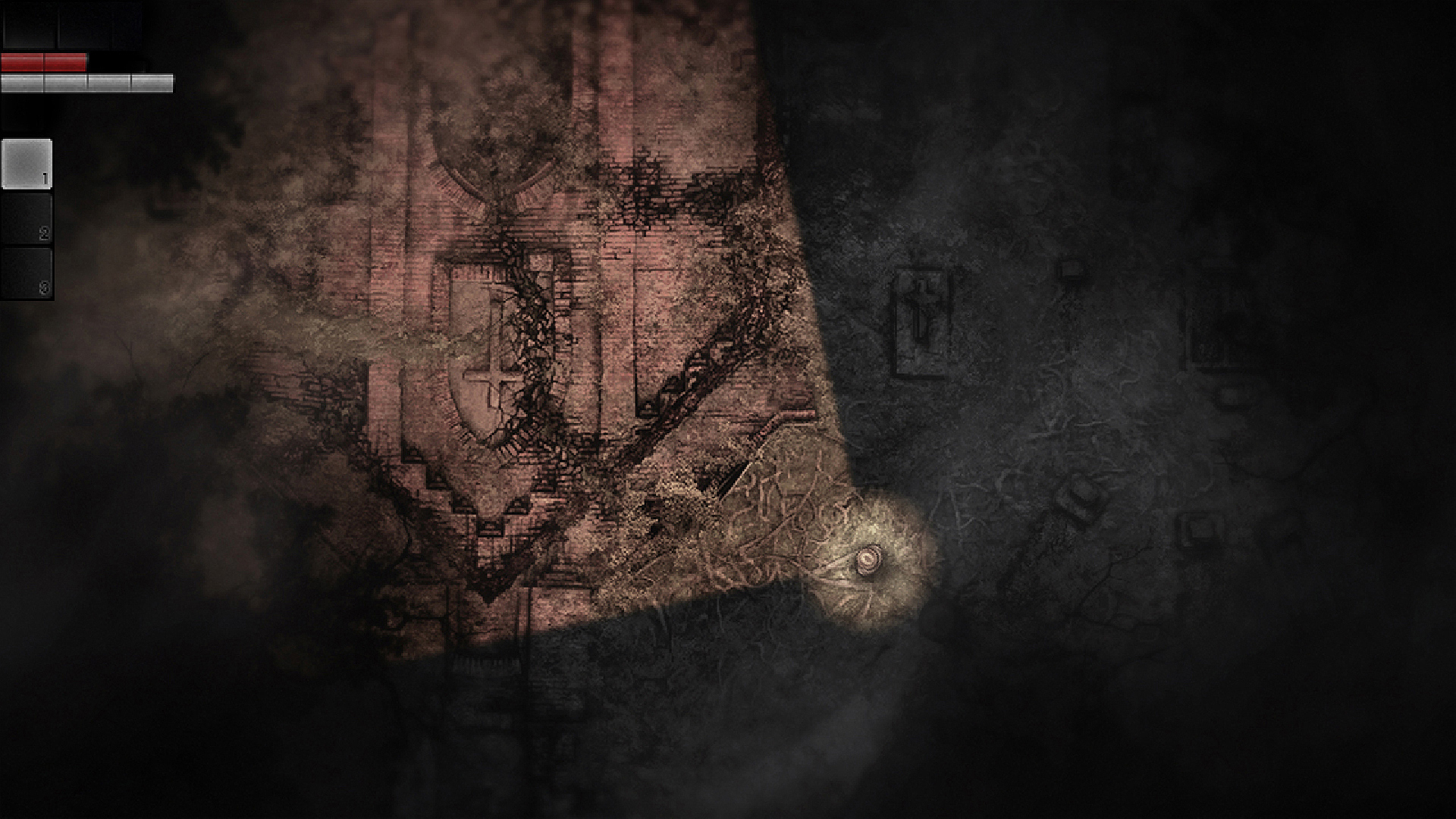 Darkwood (PS4) - that's not a good sign