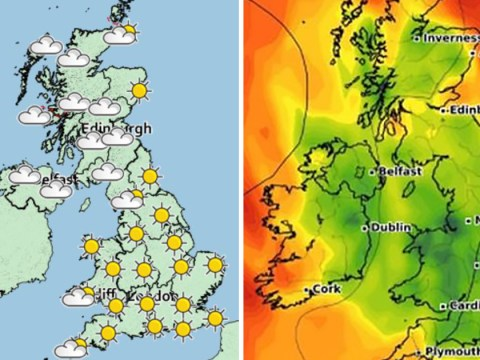 'Unbroken blue skies' on the way as this week will be a scorcher