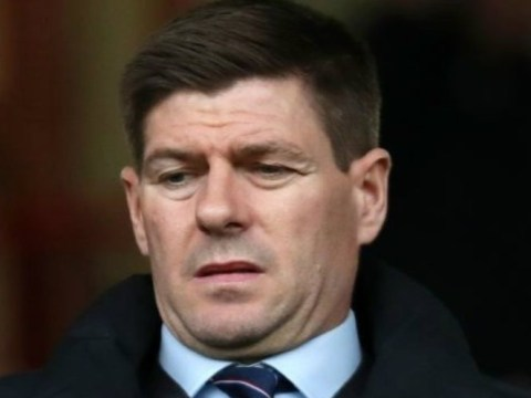 Steven Gerrard admits he left Liverpool's stunning comeback win over Barcelona before full-time