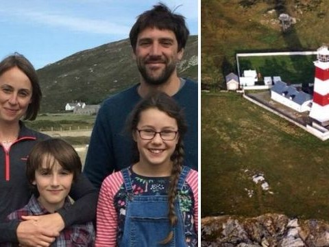 Parents give up dream of life on remote island after son is injured one day in