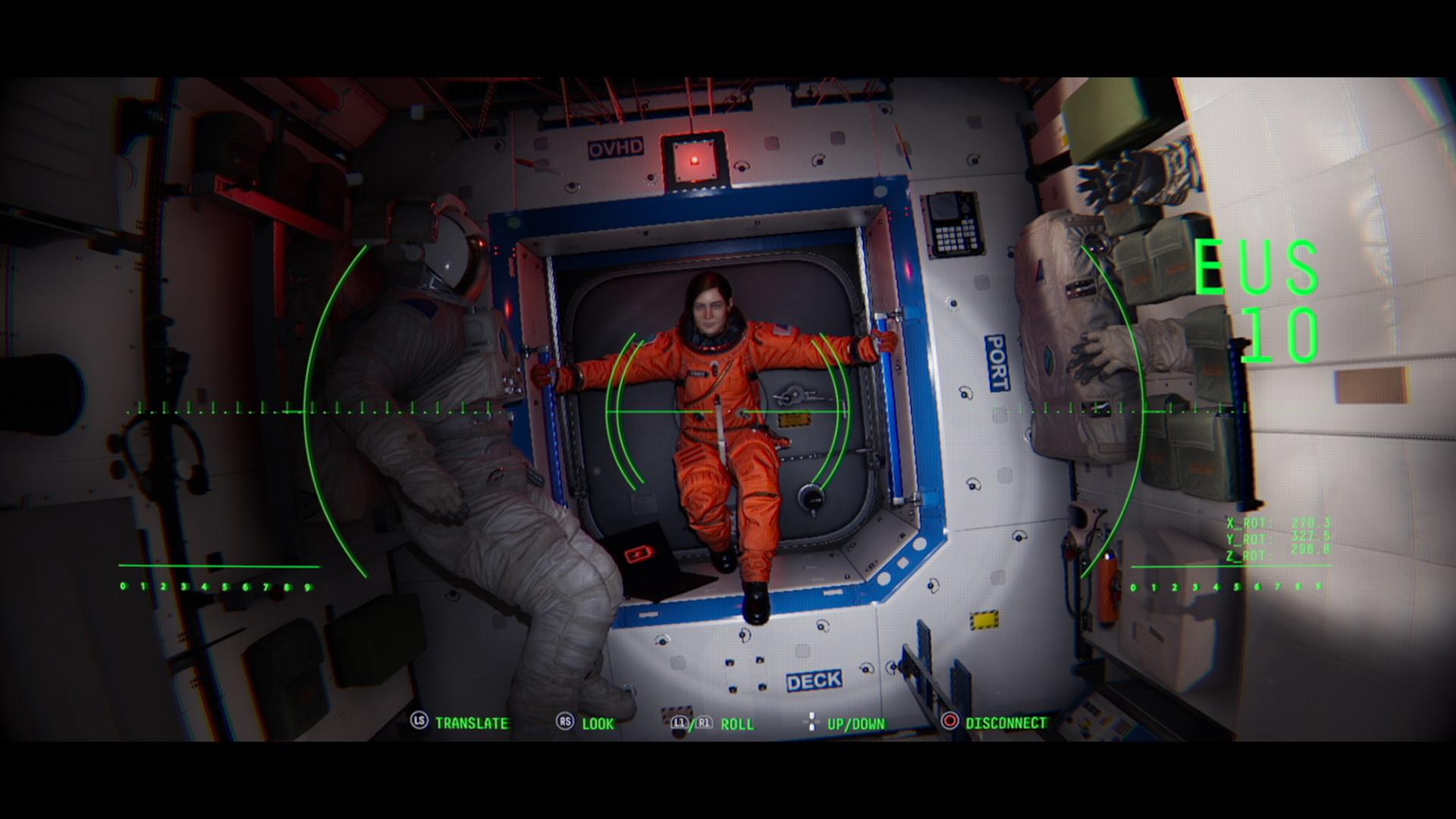 Observation (PS4) - robotic narrative