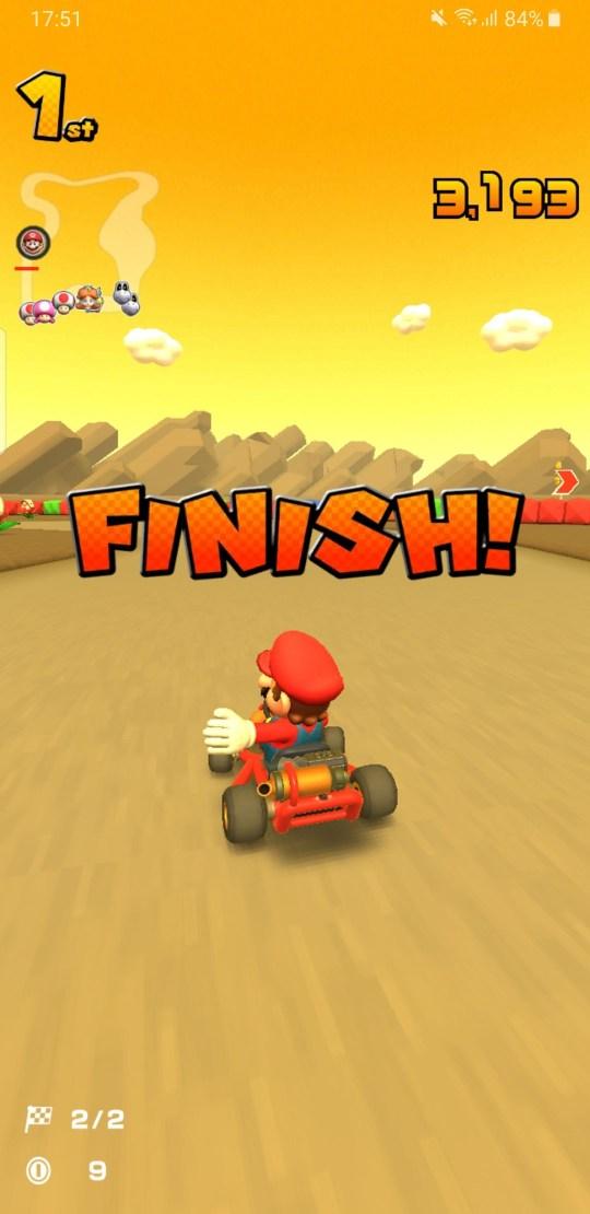 Mario Kart Tour on smartphones looks… a lot like Mario Kart