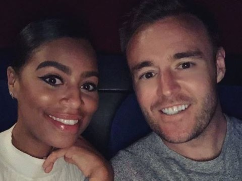 Coronation Street's Sam Aston thrilled for co-star Alan Halsall's new romance with Tisha Merry