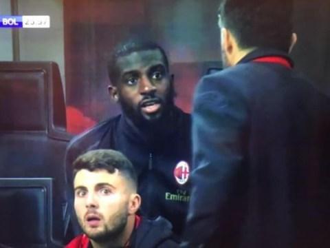 Chelsea loanee Tiemoue Bakayoko speaks out after telling Gennaro Gattuso to 'f*** off'