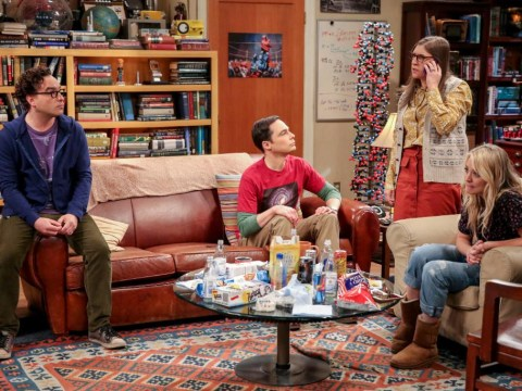 The Big Bang Theory teaser for final episode may have confirmed Amy Farrah is pregnant with Sheldon Cooper's baby