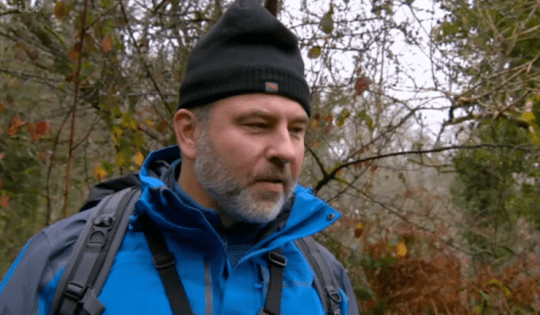 David Walliams on Bear's Mission with David Walliams