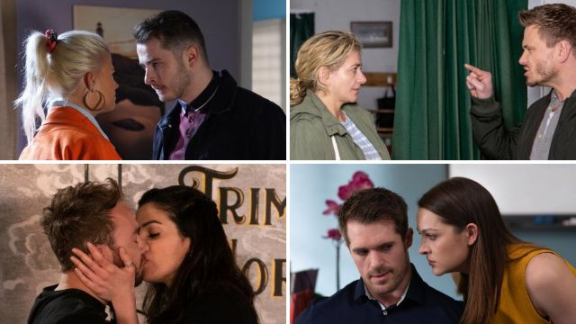 12 soap spoiler pictures: Coronation Street crash, EastEnders death plot, Emmerdale's Maya caught, Hollyoaks' Laurie exposed