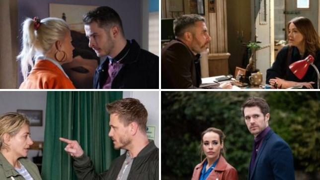 25 huge spoilers across Coronation Street, Emmerdale, EastEnders and Hollyoaks