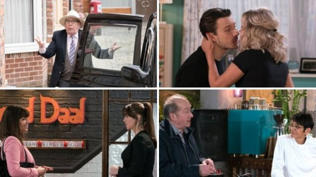 It's a big week in Coronation Street