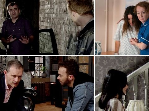 10 Coronation Street spoilers: Armed robbery terror, Carla's death horror and David's shock affair?