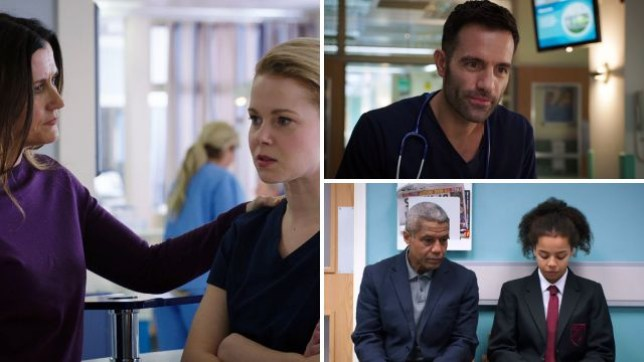 Here's what's coming up in tonight's Holby City