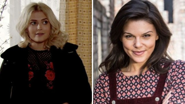 Lucy Fallon and Faye Brookes are both leaving Coronation Street