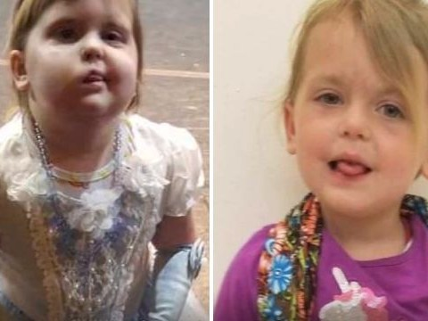 Town holds early Halloween party for dying girl, 5, so she can enjoy her favorite celebration one last time