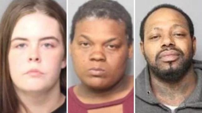 Denise Kearney, Ashley Pinkett, Jermaine Gay, dog, sex, jail, Norfolk Virginia