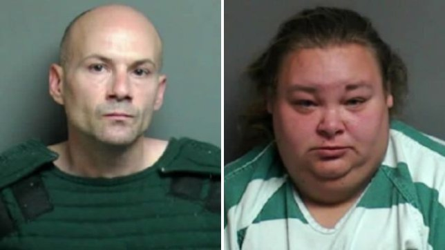 Couple kept disabled woman in shed and sold her for sex