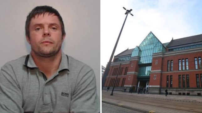 Paul Ashton was jailed for 40 months in Manchester for abusing his girlfriend