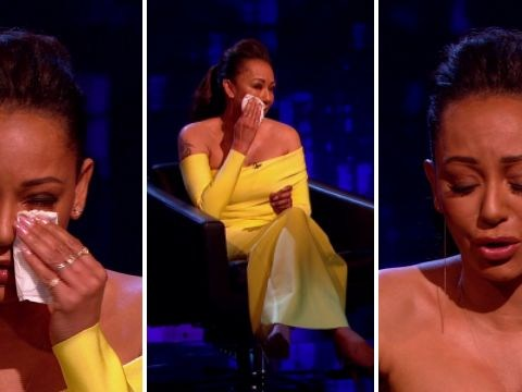 Mel B breaks down in tears to Piers Morgan as fans praise 'brave and honest' interview