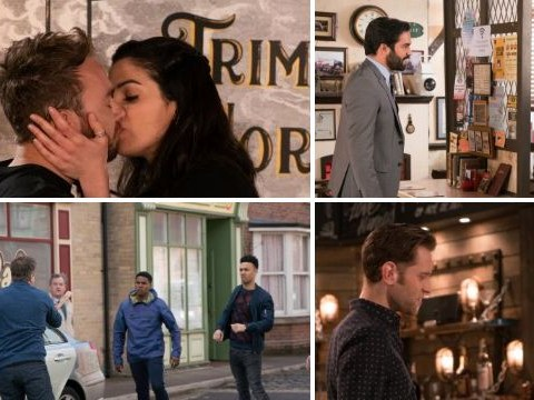 10 Coronation Street spoilers:  A dangerous heist, David cheats, and a shock exit