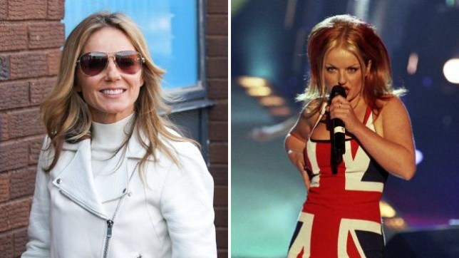 Geri Horner is ditching Union Jack dress for Spice Girl tour